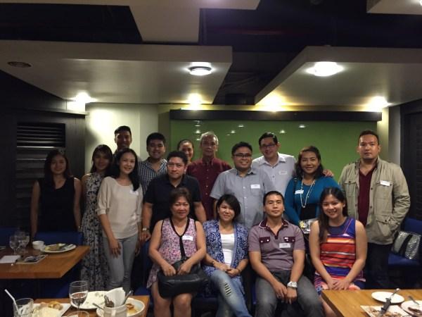 Meeting with Sen. Bam Aquino