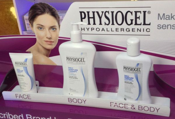New packaging of the Physiogel Products