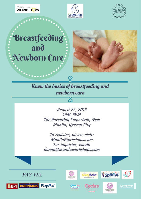 Breastfeeding and Newborn Care v3