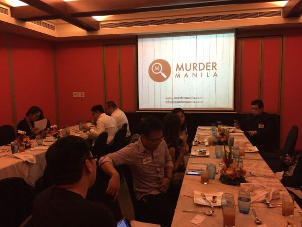 Murder Manila