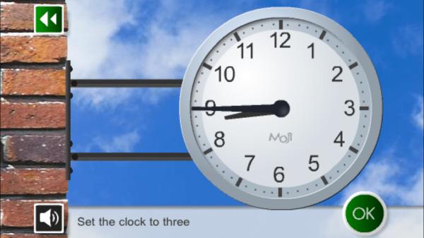 Moji Clock Trainer 2