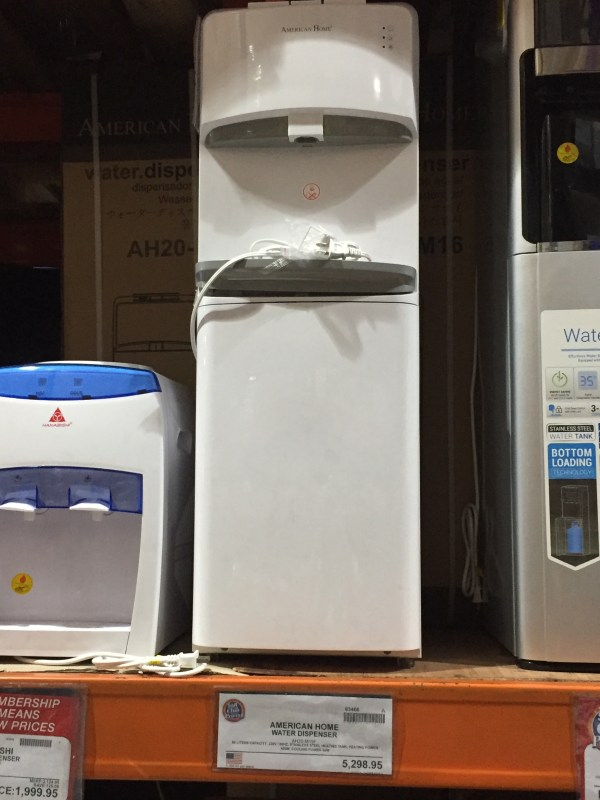 sr-water-dispenser