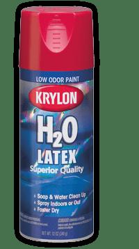 Krylon H20 Latex Spray Paint : krylon, latex, spray, paint, Krylon, Latex, Spray, Paint, Mommy, Green