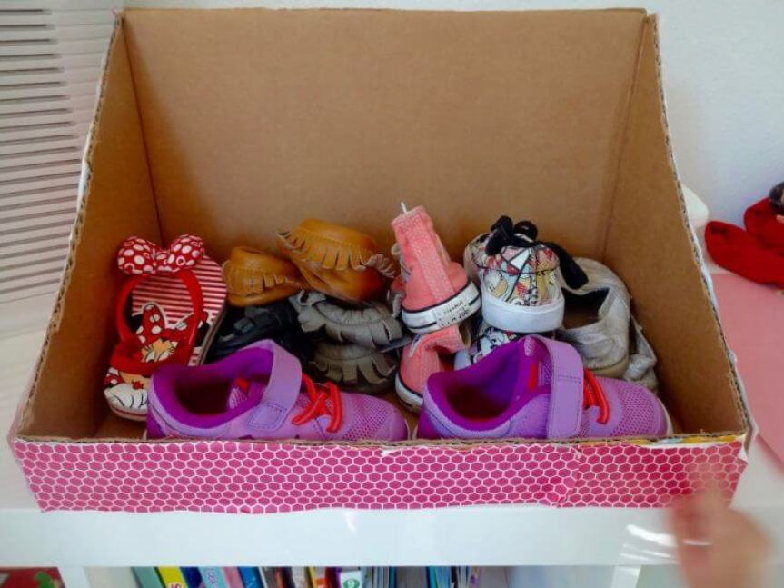 Decluttering and organizing tips for kids rooms