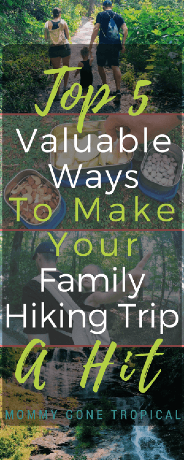 Top 5 Valuable Ways Family Hiking Trip