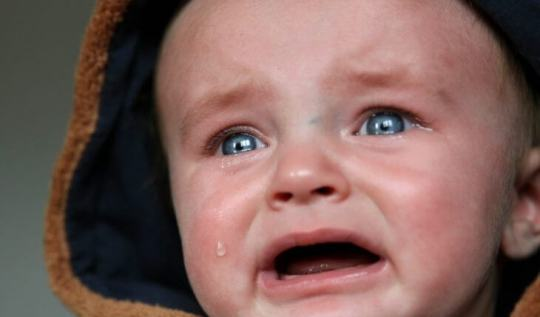 Deaf parents hear their baby cry