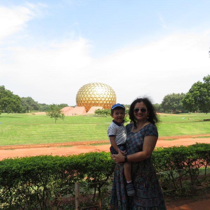 3 Days in Puducherry: My 1st Trip with my son