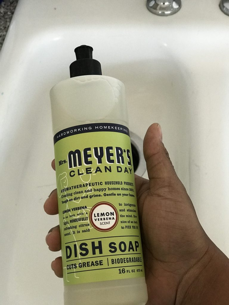 grove dish soap