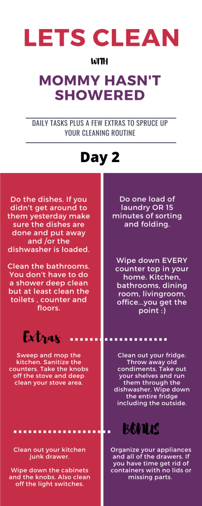 LETS CLEAN day 2