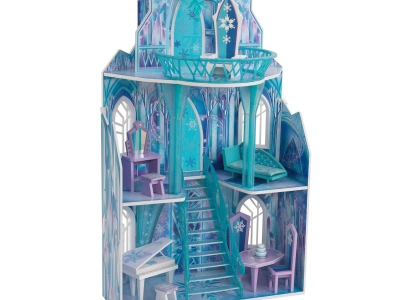 Frozen Ice Castle Review