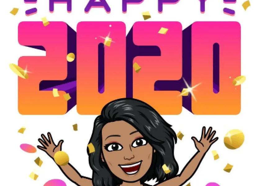 New years idea 2020