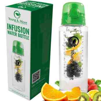 Gift Fruit Infused Water Bottle
