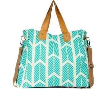 Arrows Weekender Diaper Bag