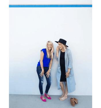 Ginger Parrish - Mom and Instagram Sensation