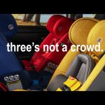 Narrowest Car Seats Of 2021 Infant Convertible Booster Mommyhood101