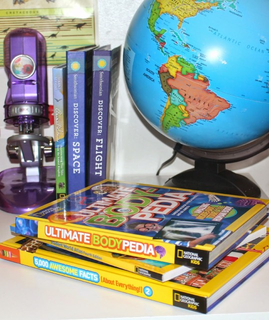 Educational Books for kids National geographic Smithsonian