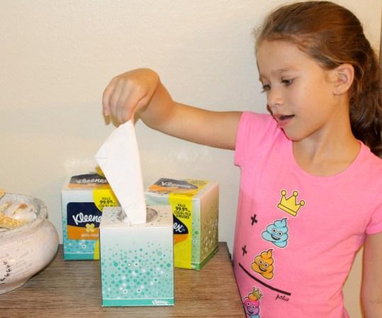 Kleenex Anti-Viral-tissue-stock-up-school-supplies