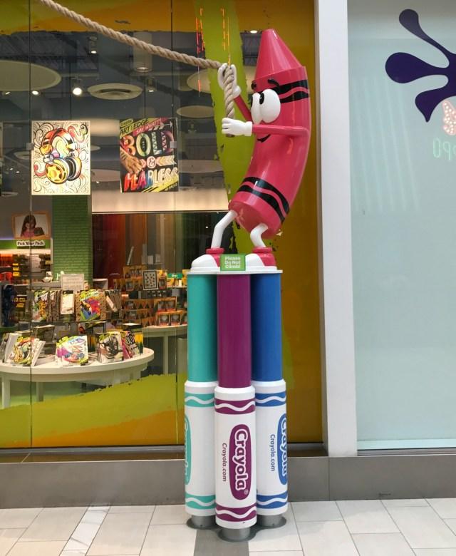 Crayola-Orlando-florida-mall