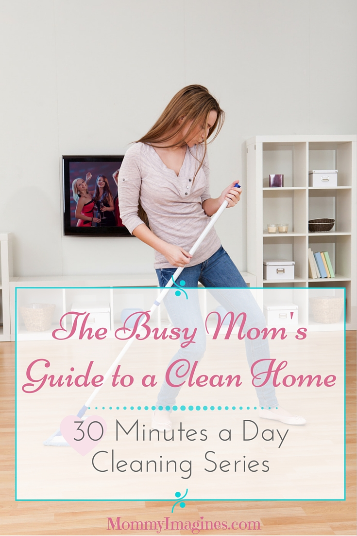 I have a confession to make: I hate to clean. This is a great guide to quick and easy cleaning that offers tons of tips and tricks to keep a company-worthy house.