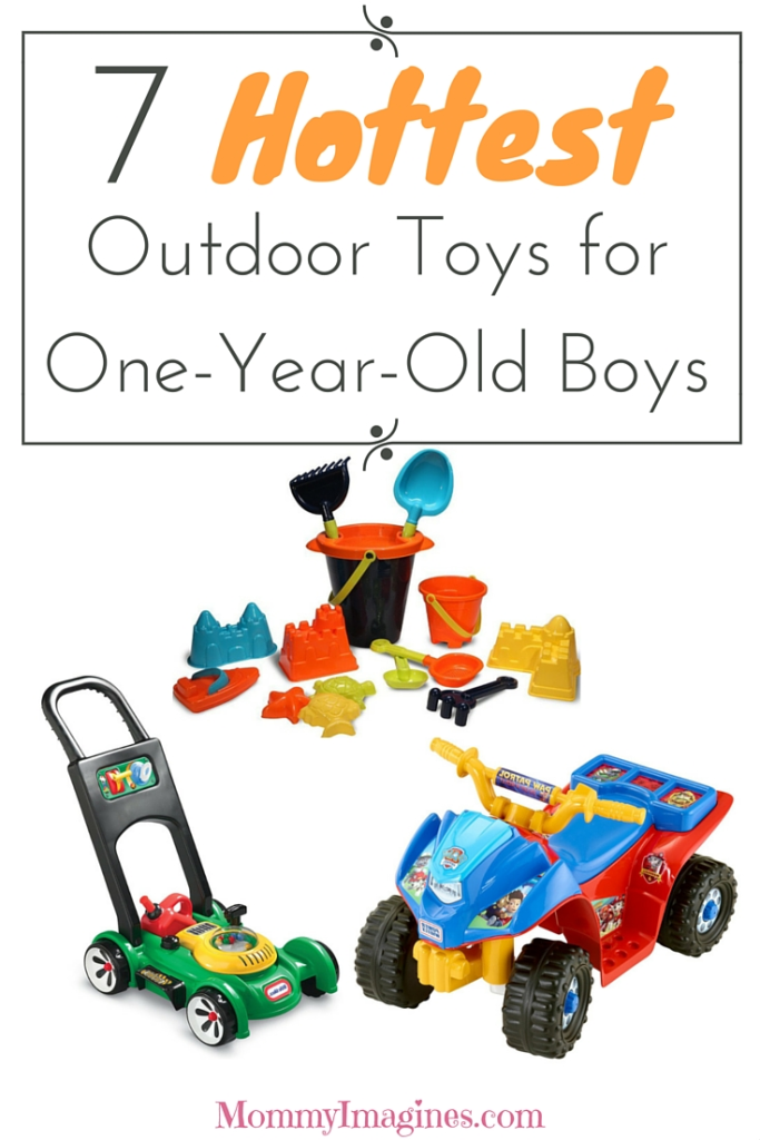 The best list of summer toys for young toddlers