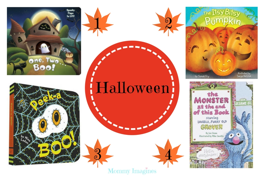 Halloween Books for Toddlers
