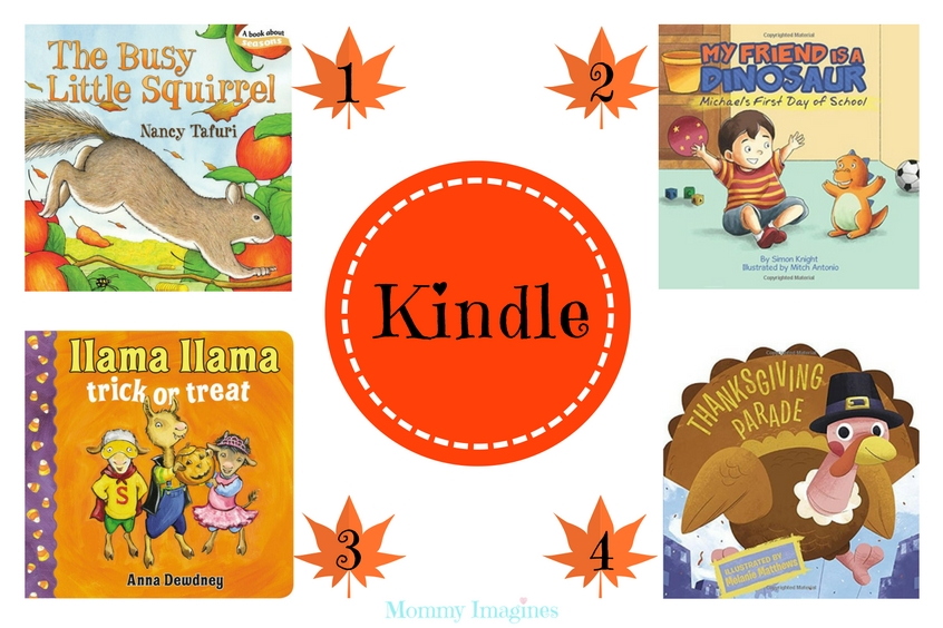 Kindle Books for Toddlers