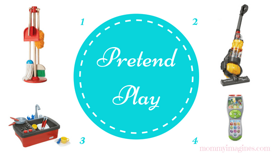 Pretend Play for 2 Year Old Boys