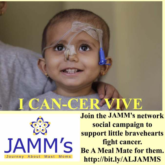 cancer children jamms mealmate donate