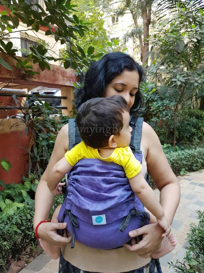 review of soul baby carriers, review of soul slings baby carriers, 100% linen full buckle carrier, Soul baby carrier, Soul slings, Soul slings linen, full buckle carrier, baby carriers for india, baby carriers for hot weather, baby wearing india, babywearing in india, babywearing moms, babywearing blog, babywear, wear your baby, hold them close, ring sling, wrap carrier, Anmol baby carrier, soft structure carrier, kolkol baby carriers, wrap your baby