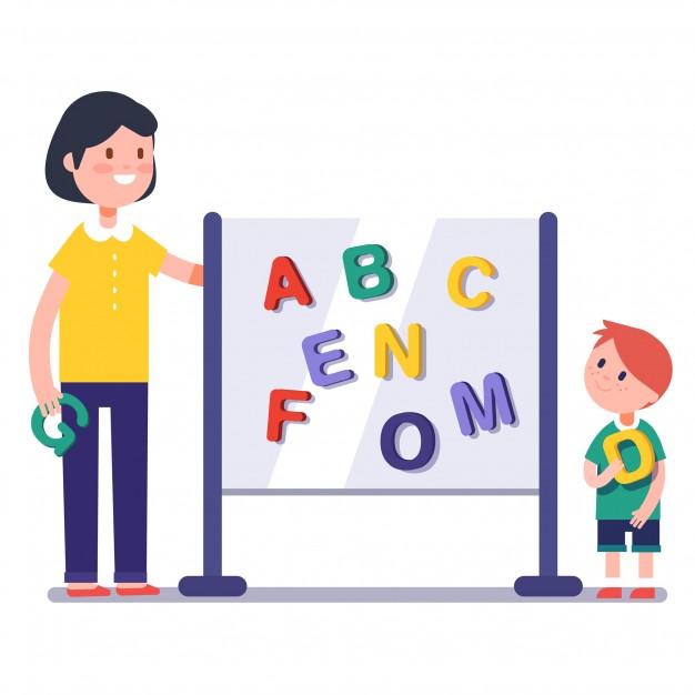 kid-learning-abc-in-kindergarten-with-teacher_3446-523, preparing kids for school