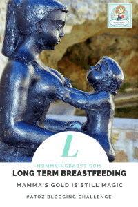 "There is increasing awareness that breastfeeding is good. But the myths around breastfeeding an older child still prevail. Longterm breastfeeding or ""full term"" breastfeeding is only the natural way to go about it. #extendedbreastfeeding #breastfeeding #breastisbest #fedisbest"