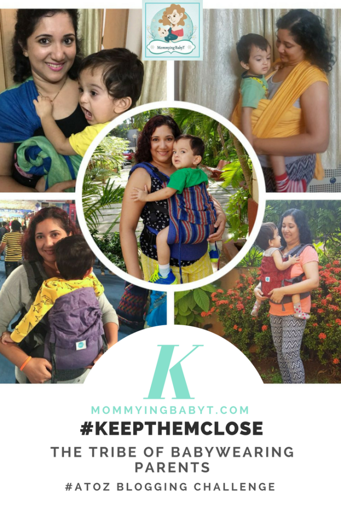#Keepthemclose What does this new age and trending hashtag mean? Babywearing is hardly a new phenomenon. But mothers today have reaped many benefits of baby wearing in the modern world. #newmoms #babywearing #babycarriers #ergonomicbabycarrier #babysling #wearallthebabies