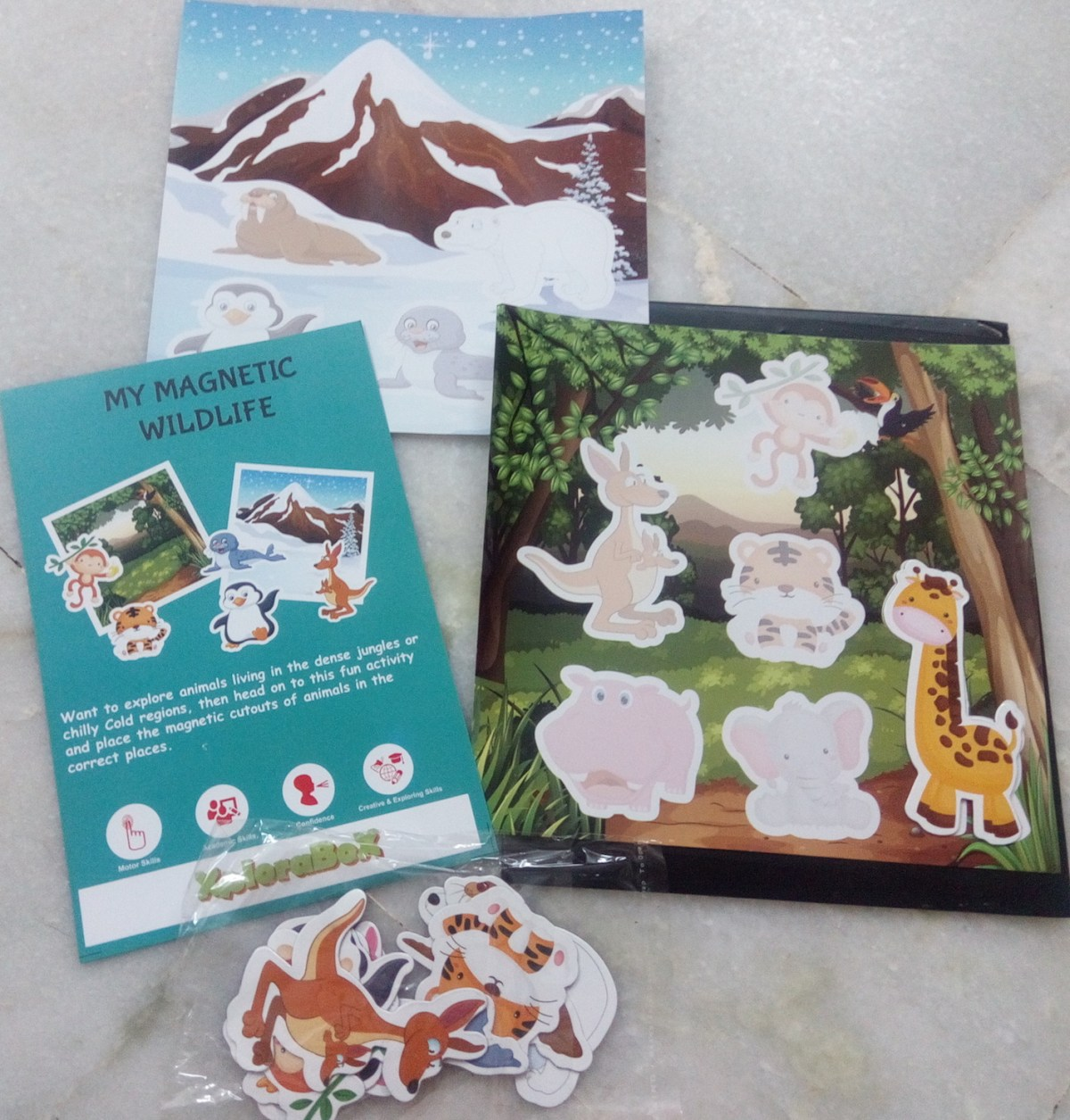Xplora Box - Kids Subscription box In India