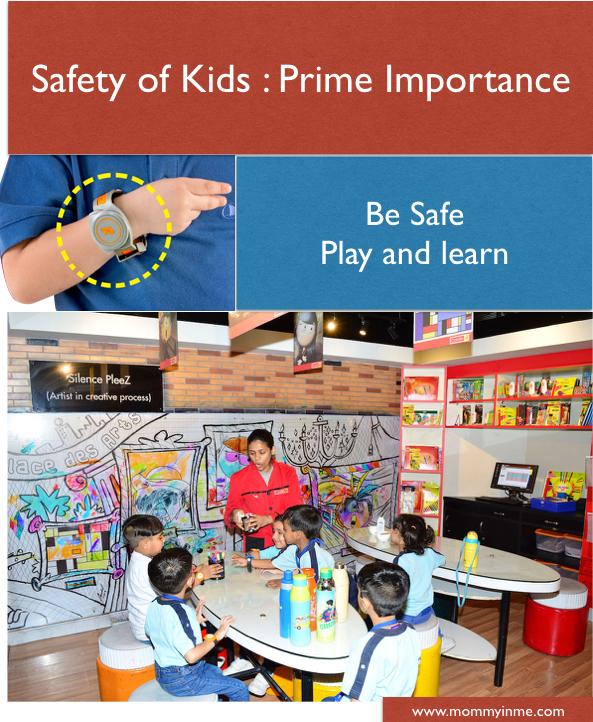 Safety at KidZania