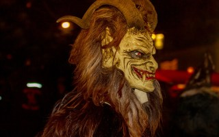 Christmas is coming, one of the festival celebrated across the world. But the stories around the world are quite gripping and fun. Its not the loving Santa Claus Always. Read 5 most funny and unique Christmas traditions around the world. #christmas #christmasiscoming #christmastraditions #canada #santaclaus #folklores #stories #mummering #Krampus #Austria