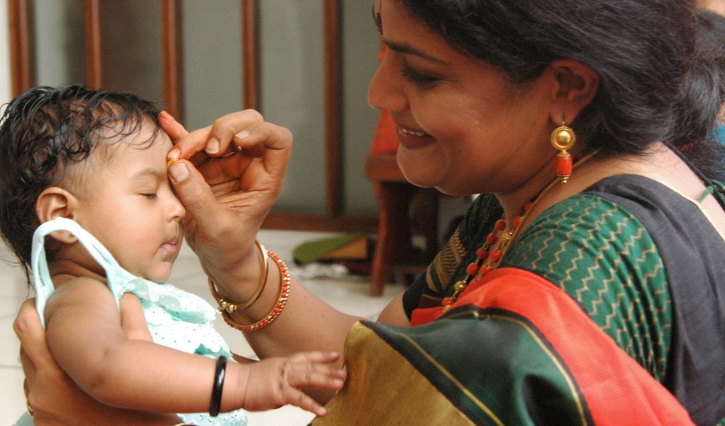 Vidyarambham, a beautiful ritual and a Hindu tradition, wherein toddlers are introduced to the world of knowledge. Vidyarambham or Ezhuthiniruthu is conducted on the day of Vijayadashmi during Navrathra's and in 2019 it is on 8th october 2019. Read more about VIdyarambham and can it be performed at home? #Vidyarambham #Ezhuthiniruthu #aksharabhyasam #ceremony #Vijayadashmi #Navratri #Indianritual #Mookambika #ayappa #Sabarimala #Thiruvullakkavu
