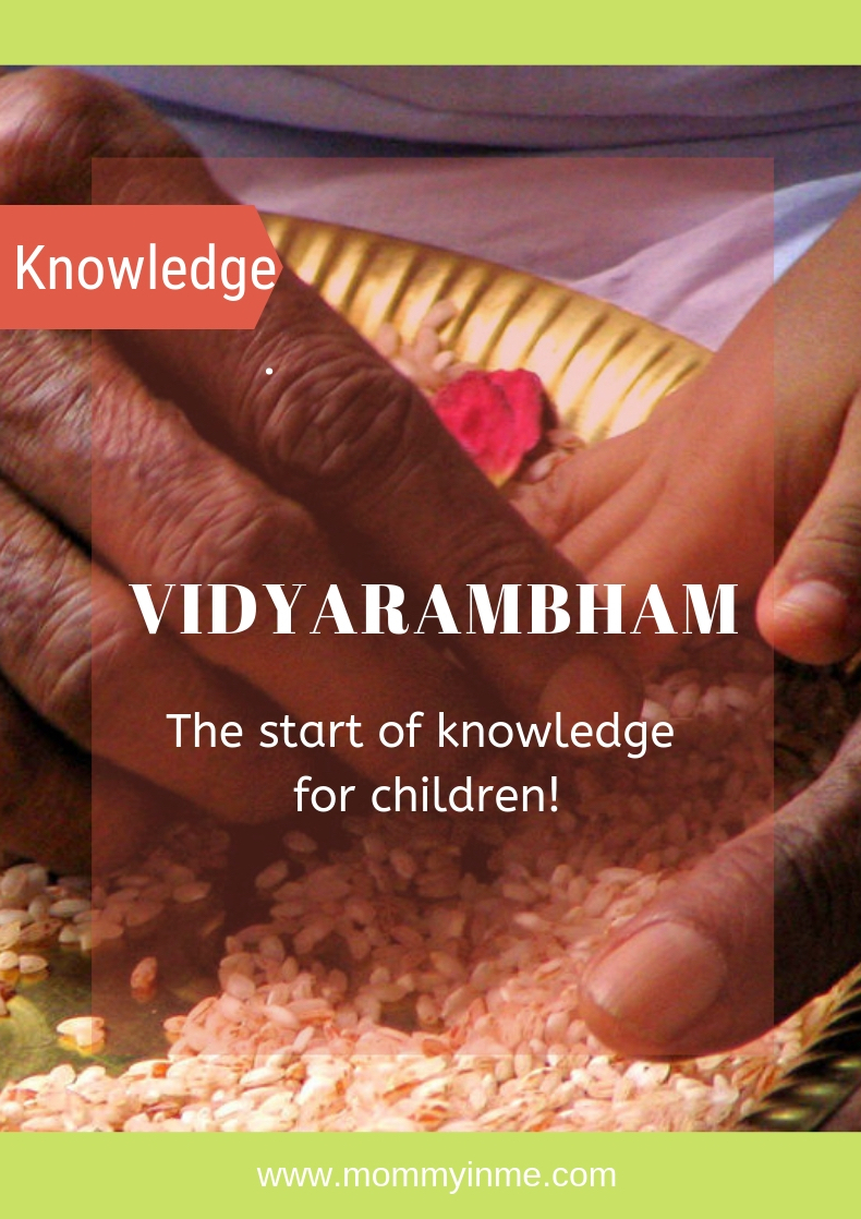 Vidyarambham, a beautiful ritual and a Hindu tradition, wherein toddlers are introduced to the world of knowledge. Vidyarambham or Ezhuthiniruthu is conducted on the day of Vijayadashmi during Navrathra's and in 2019 it is on 8th october 2019. Read more about VIdyarambham and can it be performed at home? #Vidyarambham #Ezhuthiniruthu #aksharabhyasam #ceremony #Vijayadashmi #Navratri #Indianritual #Mookambika #ayappa #Sabarimala #Thiruvullakkavu
