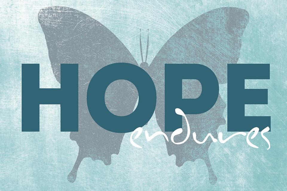 How to find Hope when you're in Despair?
