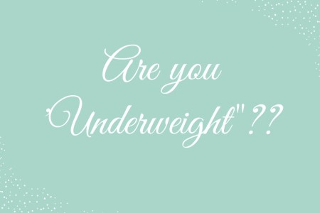 Are you underweight, with your BMI less than 18.5? If yes, along with natural diet changes, you need healthy weight gainers like Endura Mass. #underweight #lowBMI #BMI #enduraMass #Gainweight #weightgain