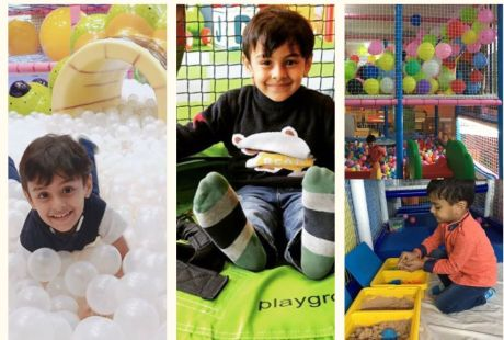 Here are some of the best game Zones or Play areas of Delhi. Also, all of these places conduct Kids Birthday party, and are perfect for kids fun with some yummy food #playzone #playhouse #gamezone #delhi #sodelhi #kids #birthdayparty #kidsparty #kidsbirthdaypartyplacesindelhi