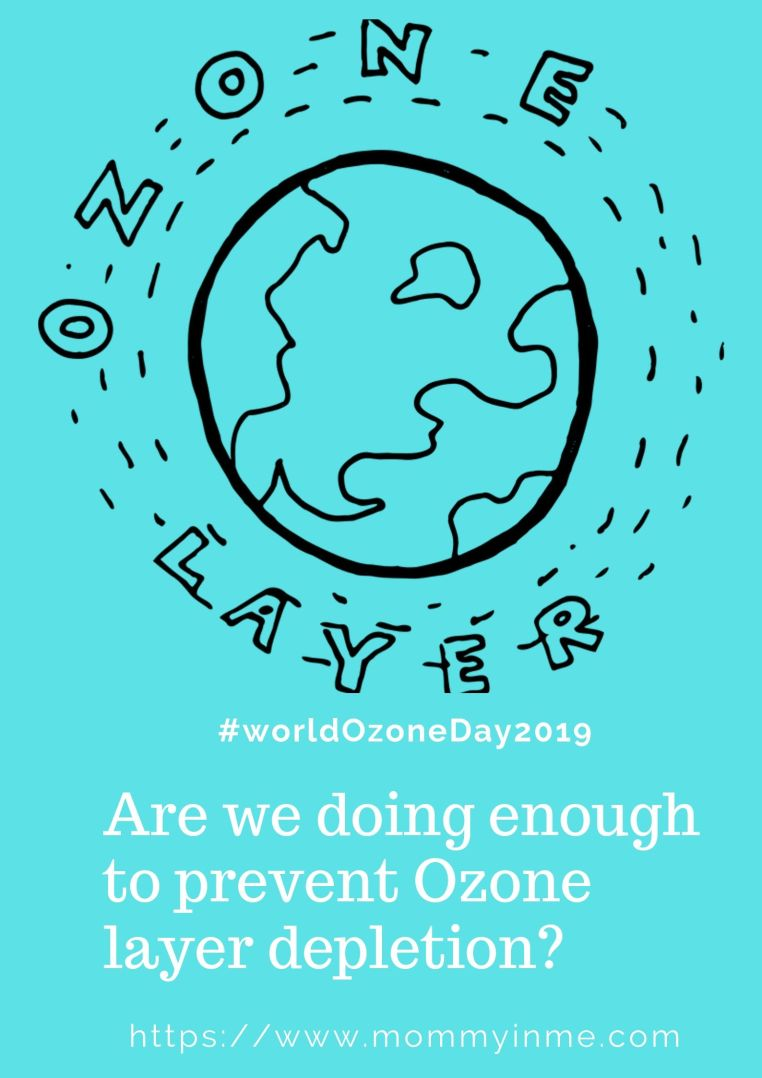 The world is celebrating World Ozone Day 2019 today. But are we even aware why is 16th September celebrated as World Ozone Day? Why is Ozone Layer depleting and why do we need to act now individually? #worldozoneday #sustainable #ecifriendly #CFC #nitrousoxide #ozonelayerdepletion #ozone #goorganic #organic #carpool