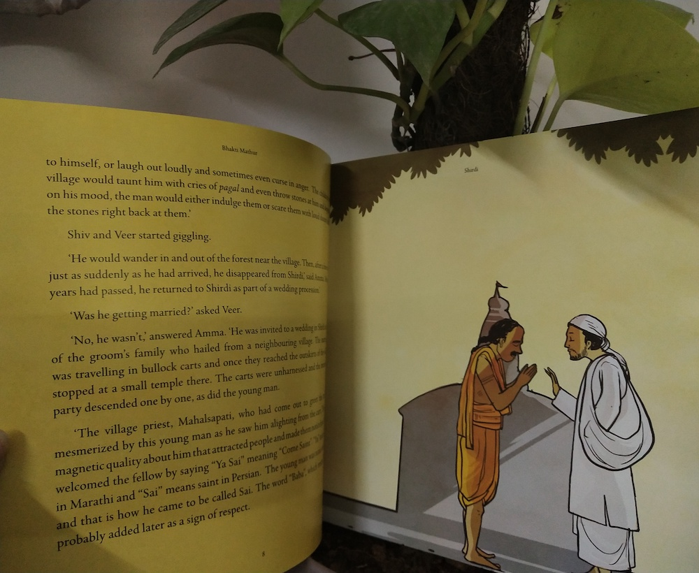 Book review: Amma, Take me to Shirdi