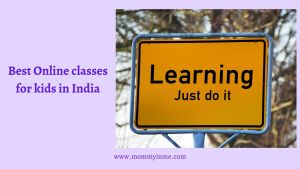 Best Online Live classes for kids in India