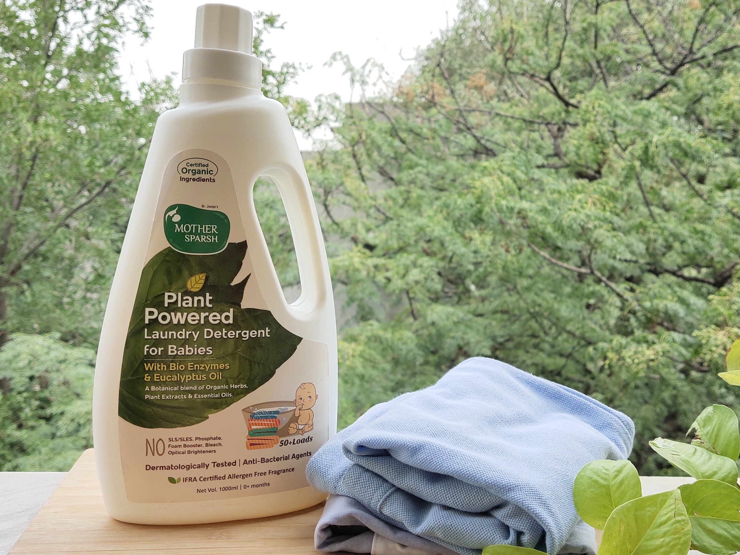 Best mild and effective Laundry detergents for babies in India 2021