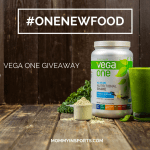 One New Food – Vega One Giveaway