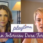 Playtime with Dara Torres