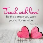 Teach with Love