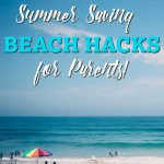 5 Summer Saving Beach Hacks For Parents