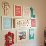 Girl Boss Bedroom Makeover + FREE Quote Printables