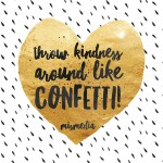 31 Ways to Spread Kindness in December